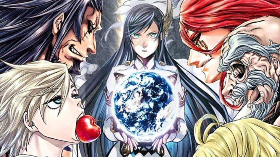 Netflix Urged Not To Run Anime Record Of Ragnaroktrivializing Lord Shiva