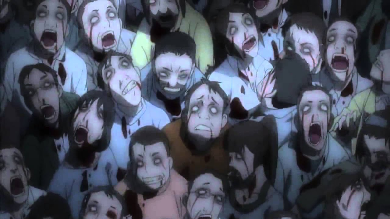 Is This A Zombie Anime